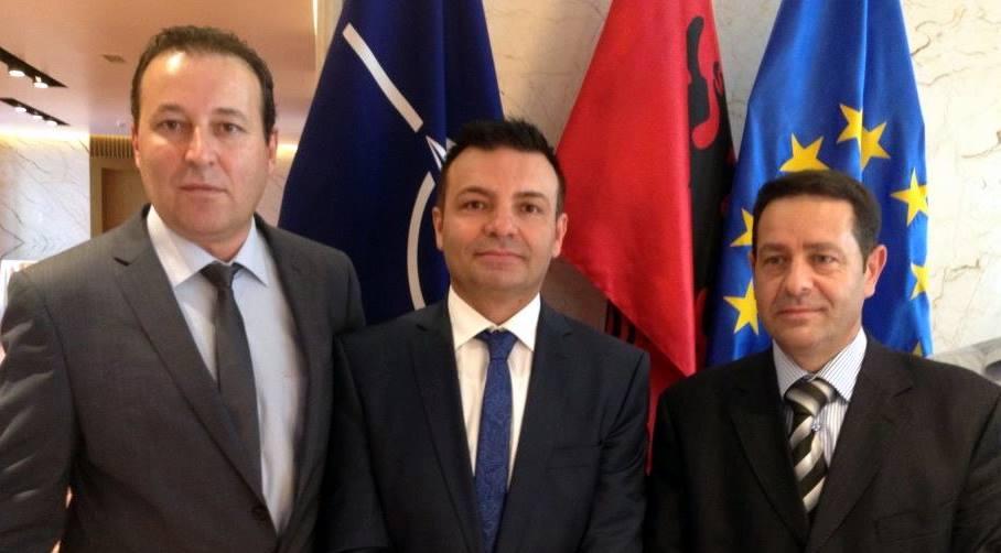 Arbër Gashi, Artur Roshi dhe Zudi Xhelili