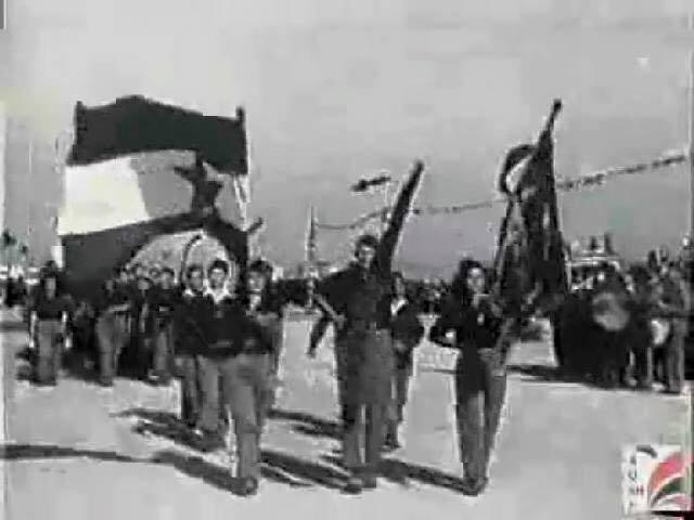 """Kur komunistët hynë në Shkodër: Flamujt jugosllavë valaviteshin në çdo rrugë, jehonte kënga """"Ide druzhe Tito preko Albanie"""""""