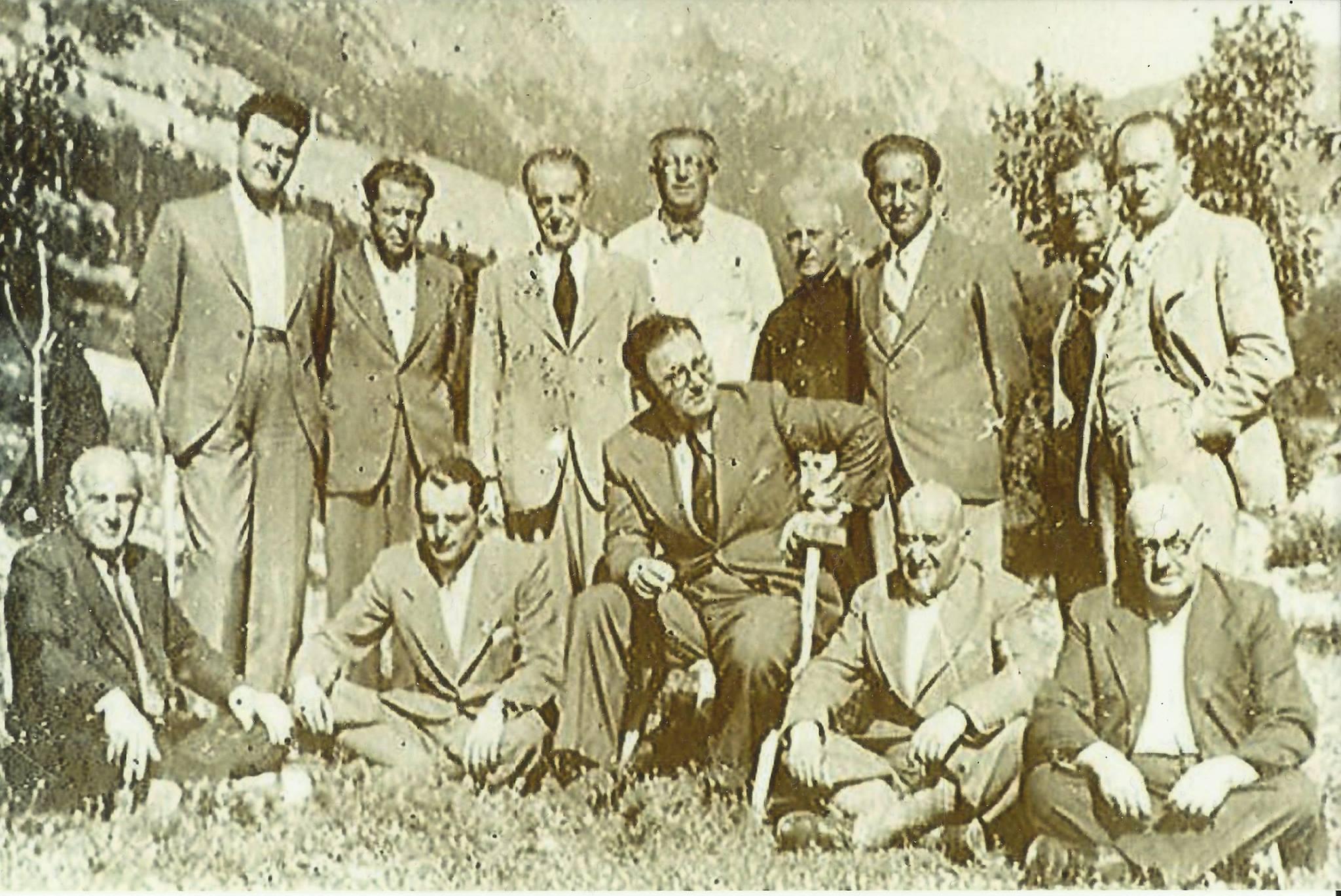 Ernest Koliqi me shoke