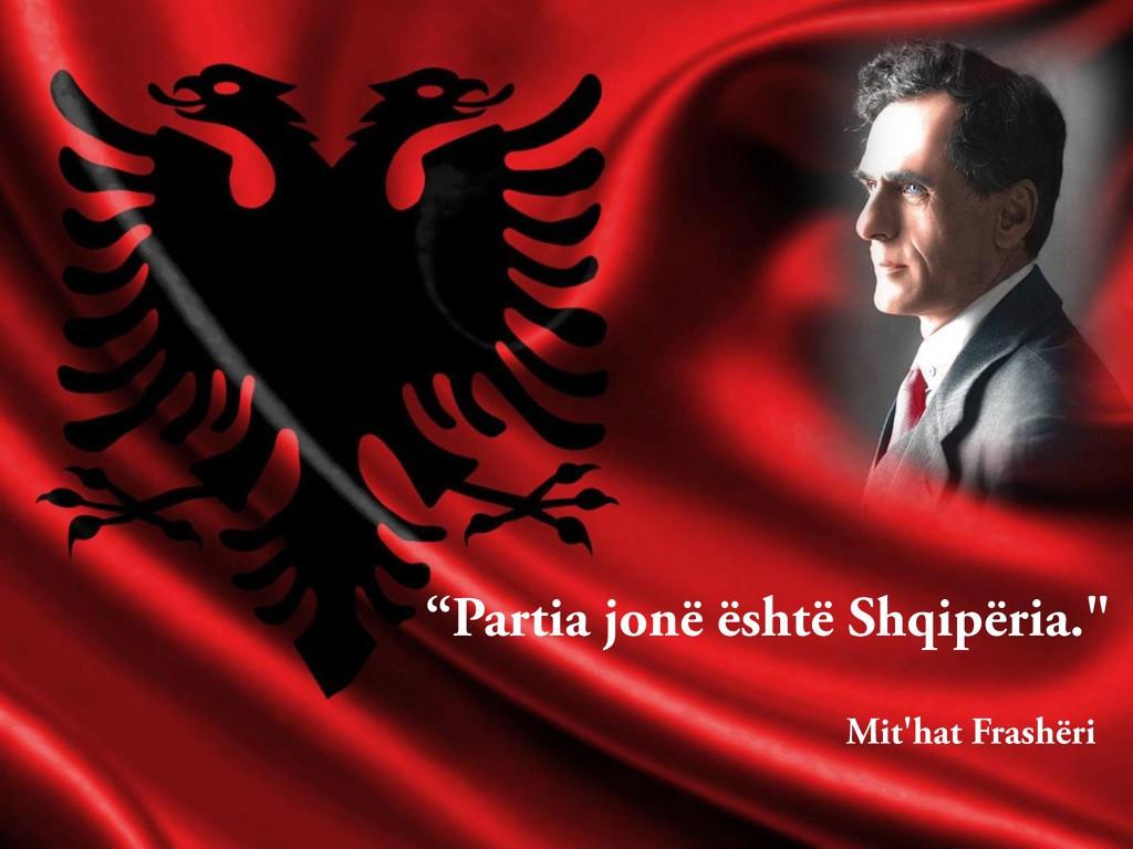 Nderohet lideri i nacionalizmit shqiptar – Mit'hat Frashëri