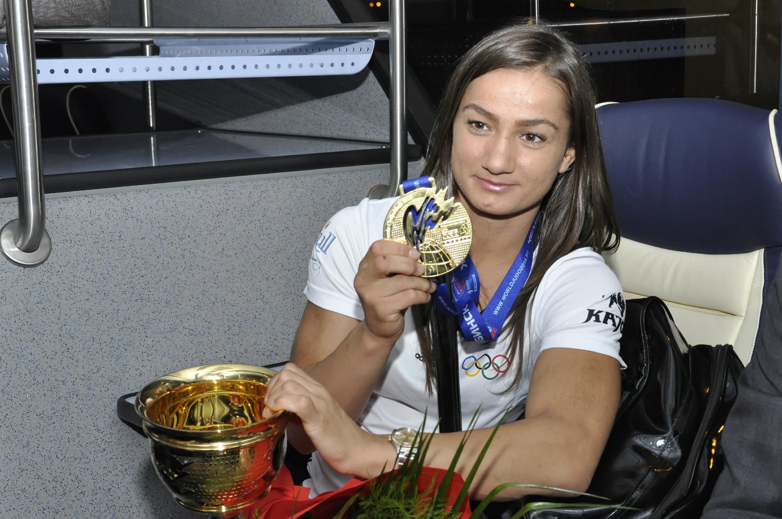 Majlinda Kelmendi, krenaria e sportit shqiptar