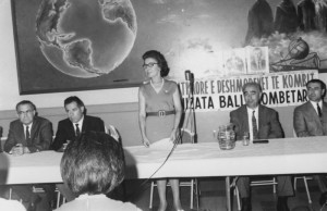 Xhevdet Bloshmi, Hajdar Tonuzi, Nexhmie Zaimi, prof. Isuf Luzaj