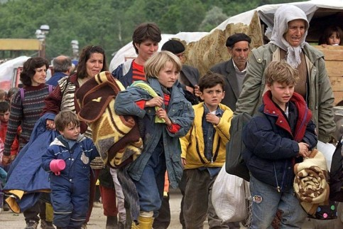 Pastrimi etnik në Kosovë