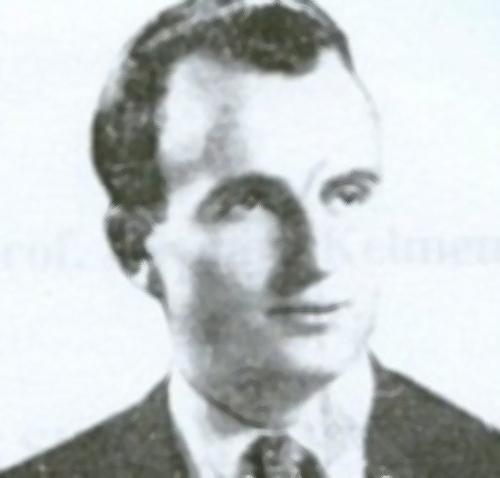 Profesor Ibrahim Kelmendi 1916 - 1979