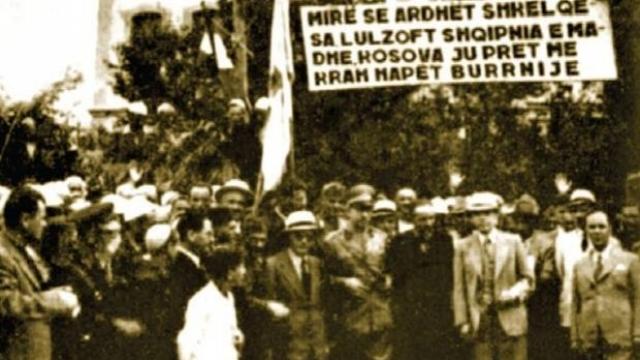 Mikpritja e Kosovës për kryeministrin Mustafa Kruja