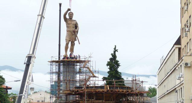 Shkupi i pushtuar, tentim për ndryshimin e historisë përmes përvetësimit të historisë iliro-shqiptare