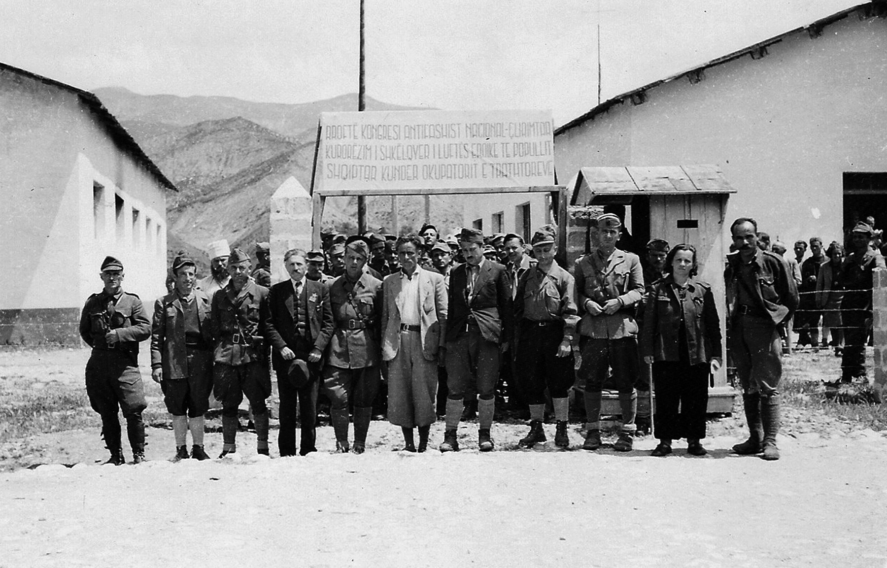 Tradhtarët e Shqipërisë dhe shqiptarëve
