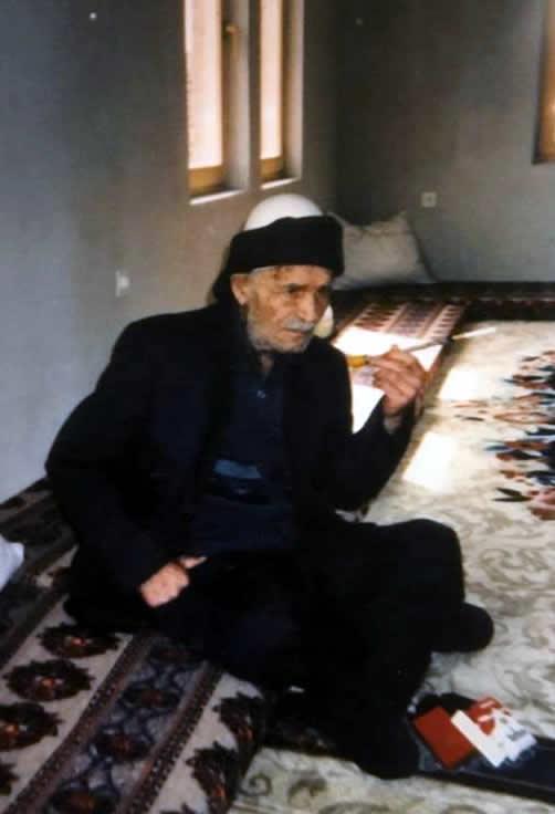 Ukë Imeri, babai i autorit Sinan Kastrati