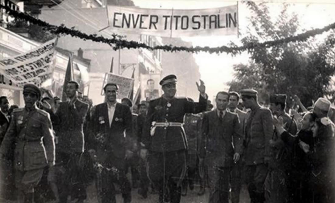 Masakra e nëntorit '44 në Tiranë u urdhërua nga Enver Hoxha dhe jugosllavi Vojo Todoroviç