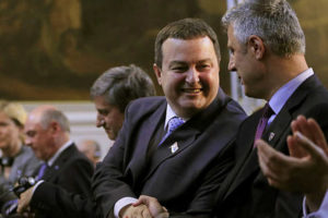 Tomisllav Nikoliq do të jetë fajtor nëse Vatikani e njeh Kosovën
