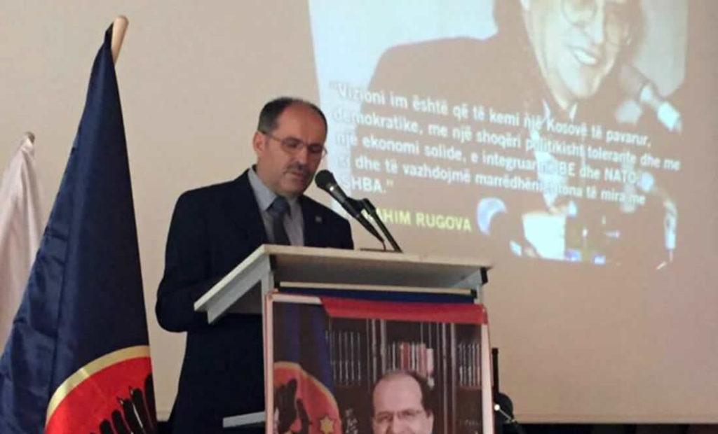 Në kujtim të zëdhënësit të lirisë Xhemail Mustafa