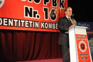 Kryetari i parë i Ballit Kombëtar do të rikthehet në Shqipëri