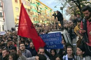 Mesazhi i një proteste