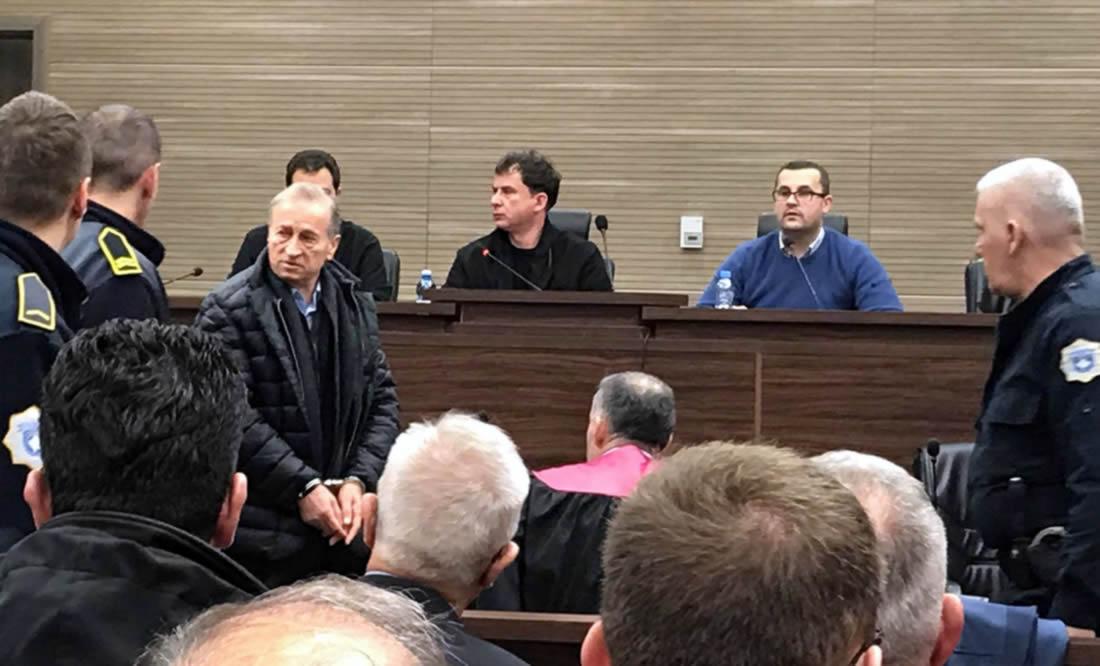 Sqarim i vonuar për një akt të shëmtuar antishqiptar