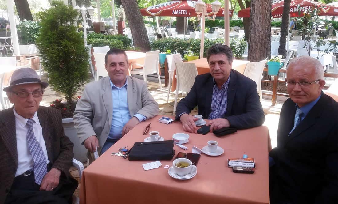 Antikomunistët e Shqipërisë: Reshat Kripa, Nebil Çika, Agron Tufa dhe Çelo Hoxha