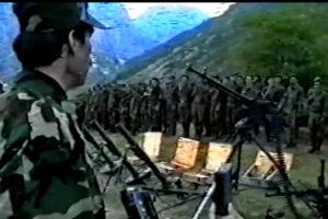 Historia e Betimit të ushtarit të FARK-ut