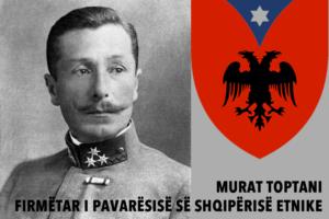 Censura komuniste mbi Murat Toptanin
