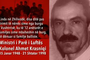 Intervista e Kolonel Ahmet Krasniqit dhënë revistës ushtarake të Ministrisë së Mbrojtjes