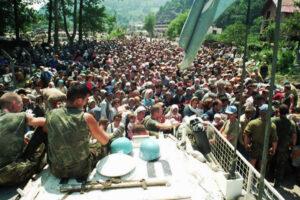 Në përvjetorin e gjenocidit në Srebernicë