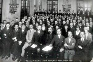 PUNËT E MËDHA TË VATRËS MË 1919