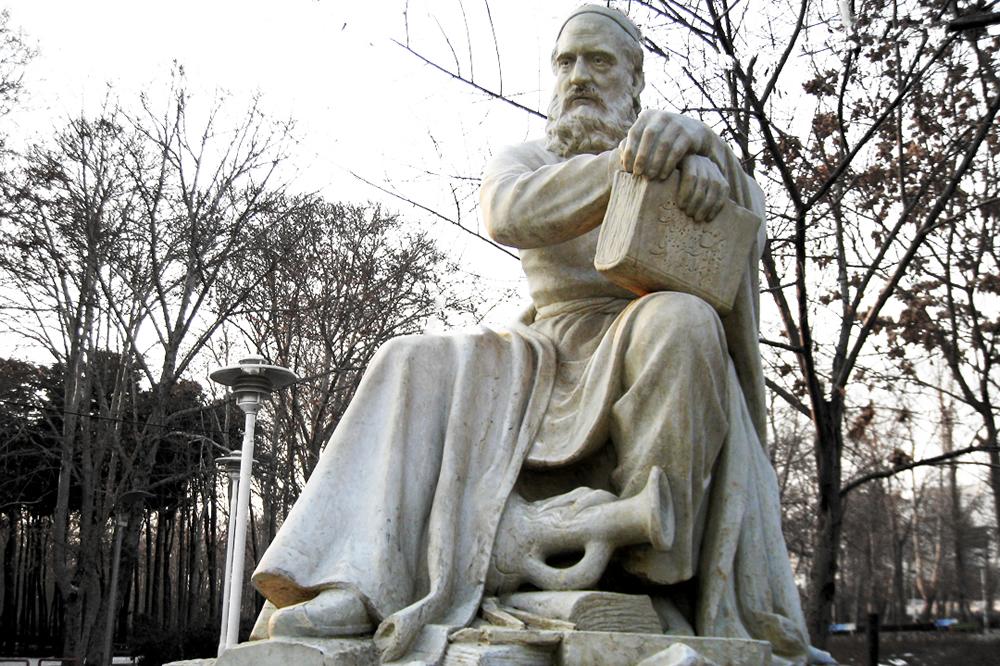 """Omar Khajam, qëndistari i tamëlt i kuartinave persiane të dashurisë dhe dijes, """"kryeluftëtari i mendimit të lirë"""""""