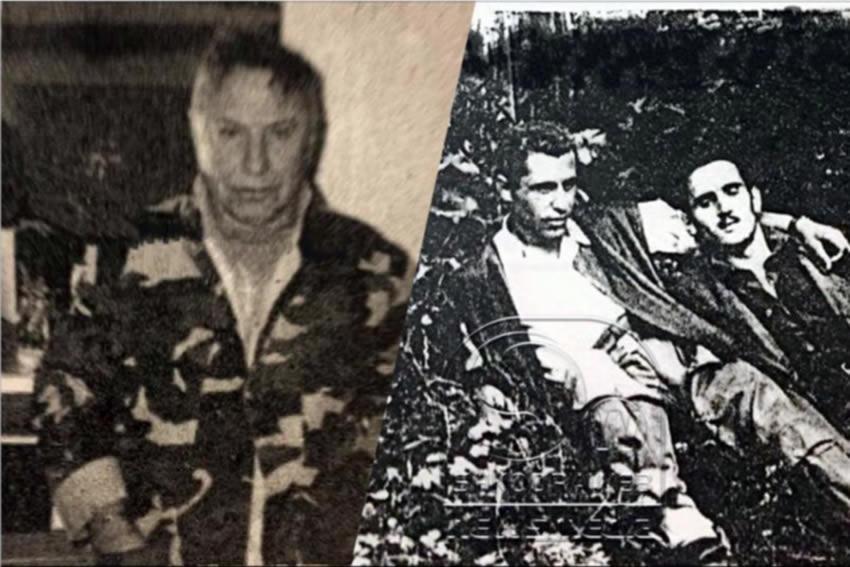 Pasi u stërvita nga amerikanët në periferi të Romës, u hodha me parashutë në Shqipëri në një mision sekret